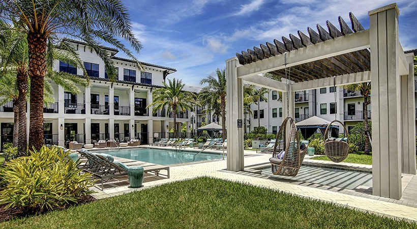 The Avenue is a pet-friendly apartment community in Davie, FL